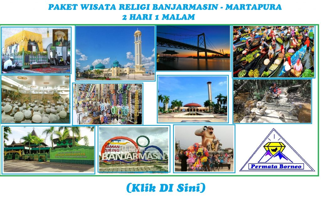 Paket Wisata Religi Banjarmasin